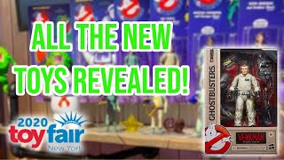 All The New Ghostbusters Toys Coming In 2020