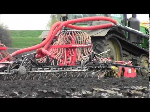 John Deeres ploughing and drilling.2014.wvm
