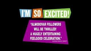 Los amantes pasajeros - 2013 Trailer HD # I'm So Excited # Pedro Almodóvar