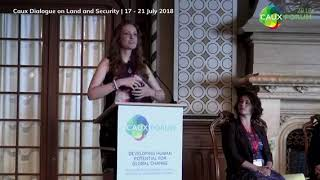 Elizabeth Kucinich - Transforming from an extractive to regenerative economy
