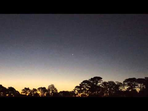 Five visible planets from naked eye: Mercury, Venus, Saturn, Mars and Jupiter