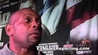roy jones jr on fighting anderson silva - says silva beats diaz EsNews