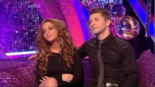 Pasha Kovalev & Chelsee Healey Interview, It Takes Two 14 Oct 2011