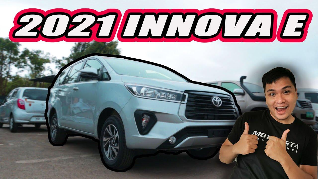 2021 Innova E A/T| full walk around review