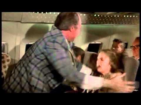 Y'a-t-il un pilote dans l'avion ? - panique poster