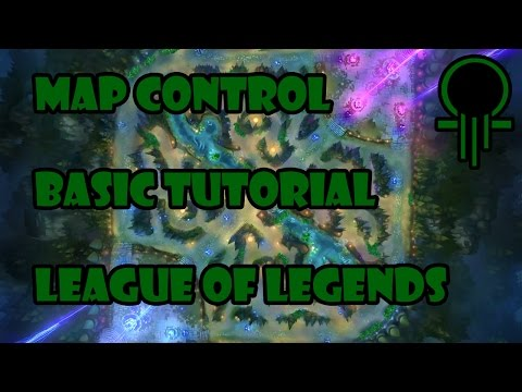 Early Map Control | League of Legends: Basic Guide | Green Sewer