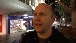 """They let go of their Atheism"" Brisbane evangelism 7 September 2013"