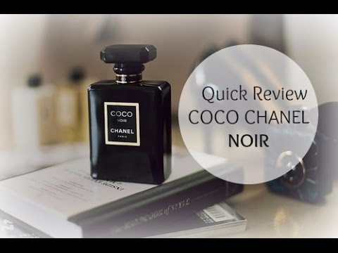 38807f3a Quick perfume review I COCO CHANEL Noir I indian blogger