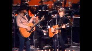 Kris Kristofferson & Hank Williams Jr.  -  Tribute to Hank Williams
