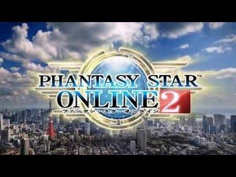 Phantasy Star Online 2 – Gameplay HD