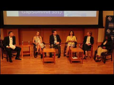 GapSummit 2017 Panel: Technology - The Digital Health Revolution