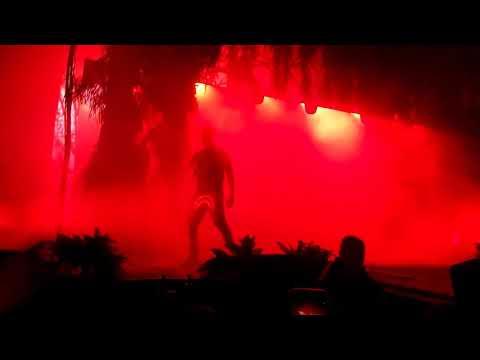 Kid Cudi - Baptized In Fire Toronto Rebel Nightclub 2017