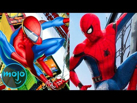 Top 10 Stories That Inspired the Marvel Cinematic Universe