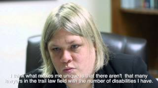 Video #2  Understanding Your Disability Self Advocacy #8136