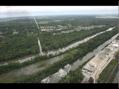 Des Plaines River Bypass Barrier