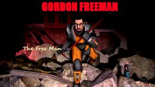 "Gordon Freeman ""The Free Man"" Artwork In Source Filmmaker"
