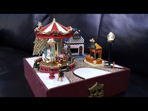 carousel music box youtube 2