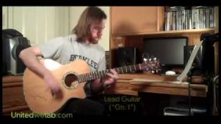 Foo Fighters - Everlong Guitar (Acoustic Cover)