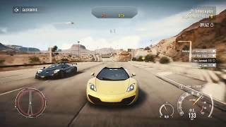 Escape the cops | Gold Medal Interceptor: Escape Velocity - Need for Speed Rivals
