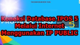 Program Toko IPOS 5 Edisi Ultimate - Unlimited Aktivasi Di 1 PC