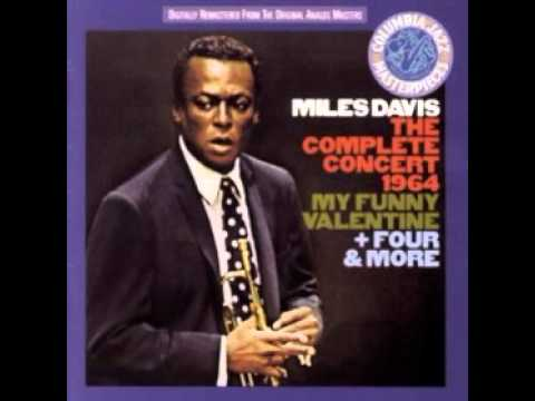 MILES DAVIS  - The Complete Concert 1964 -   All Blues