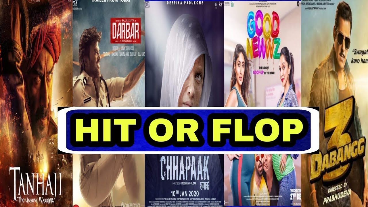HIT OR FLOP | BOXOFFICE COLLECTION OF MOVIE CHHAPAAK ...