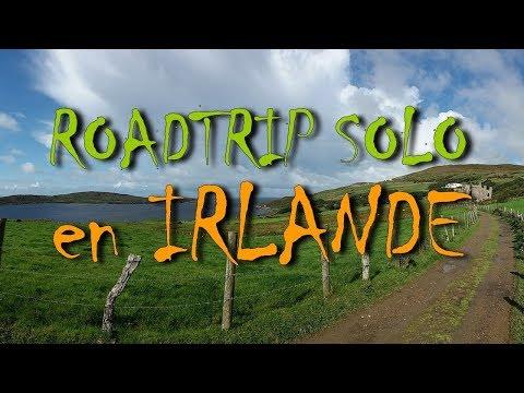 ROAD TRIP SOLO - 1 SEMAINE EN IRLANDE (version courte)