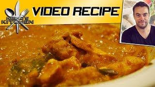 Easy Chicken Curry - Video Recipe