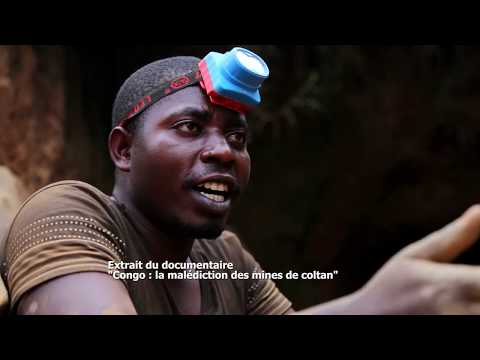 Debrief du doc.  RD Congo : la malédiction des mines de Coltan