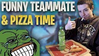 Dellor's Pizza Time and Funny Teammate Rage | Fortnite / Apex Legends Rage & Memes