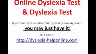 online dyslexia test.avi
