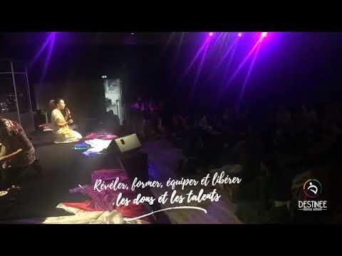 Virginie Nfa Danse & Ministère /Soirée Creative Worship/ Exhortation