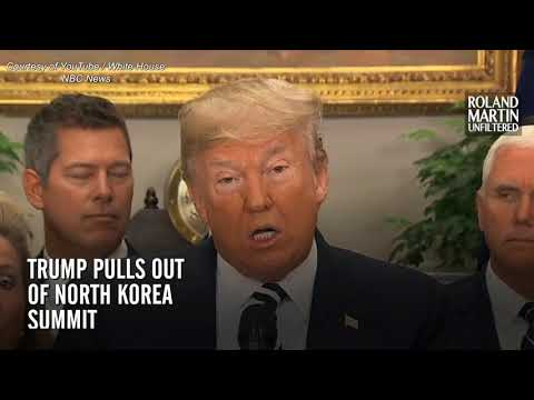Trump Cancels Summit After North Korea Official Called VP Mike Pence A 'Political Dummy'