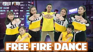 FREE FIRE DANCE SALAM BOOYAH CHOREOGRAPHY BY DIEGO TAKUPAZ