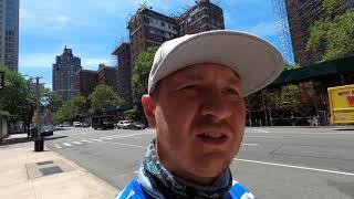 VLOG - меня назвали расистом, ремонт джипа, прогулка по Манхеттену