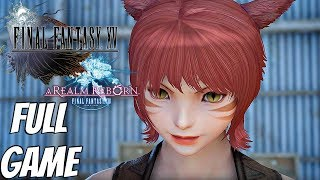 FINAL FANTASY XV - Final Fantasy XIV Crossover Walkthrough (FULL GAME)