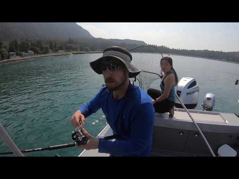Trolling Kings! Salmon Fishing Juneau, Alaska JULY 2019