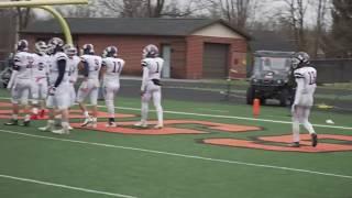 WV High School Playoff Football: Parkersburg South @ Martinsburg