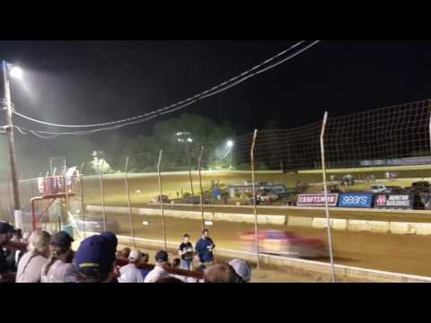 Street Stock Feature @ Potomac Speedway 8/12/16