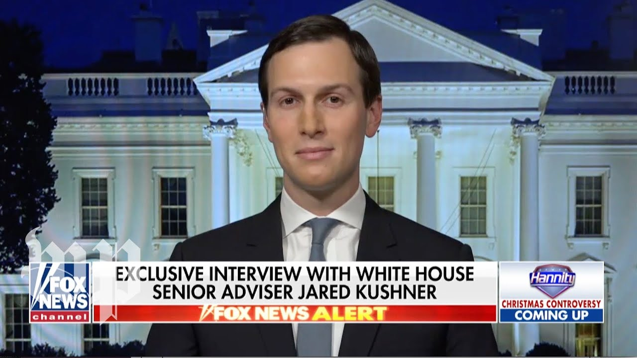Three key moments from Jared Kushner's interview with Fox News