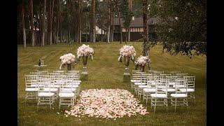 Wedding / Свадьба в загородном клубе «Адмирал»