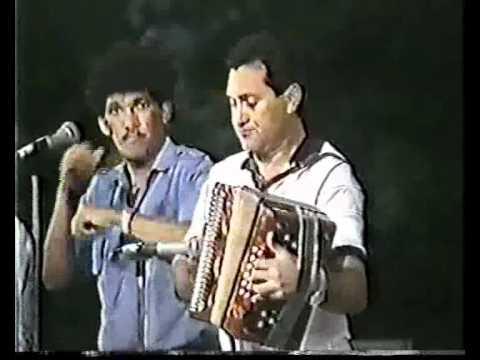 Rafael Salas E Ivo Díaz () Festival Vallenato 1987