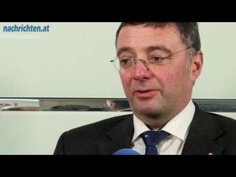Drei Fragen an ... Jörg Leichtfried
