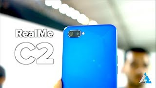 [ENGLISH] RealMe C2 hands on REVIEW [CAMERA, GAMING, BENCHMARKS]