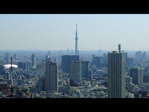 Tokyo - Metropolitan Government Buildings 4K