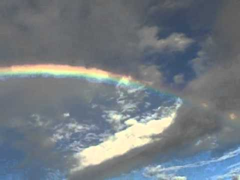Rainbow in the ITCZ