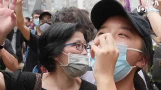 中国国庆前夕港人深度不信任北京