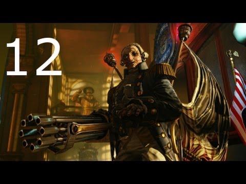 ➜ Bioshock Infinite Walkthrough - Part 12: Return to Soldier's Fields [Hard]