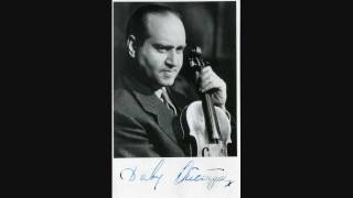 David Oistrakh &Paul Badura-Skoda Mozart Violin Sonata in D major , K306 (300i)