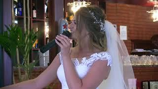 Сбежавшая невеста. Ответ невесты на регистрации